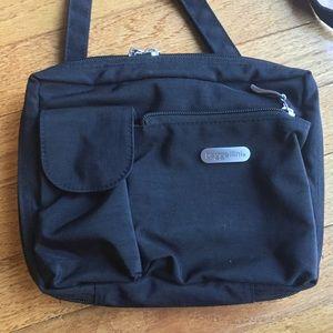 Baggallini Cross-body travel organizer bag
